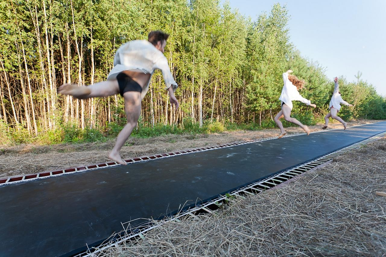 Fast Track / Salto AB