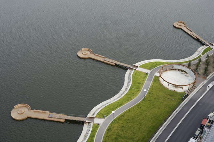 Arquitectura y Paisaje: Hornsbergs Strandpark por Nyréns Arkitektkontor, © Åke E:son Lindman