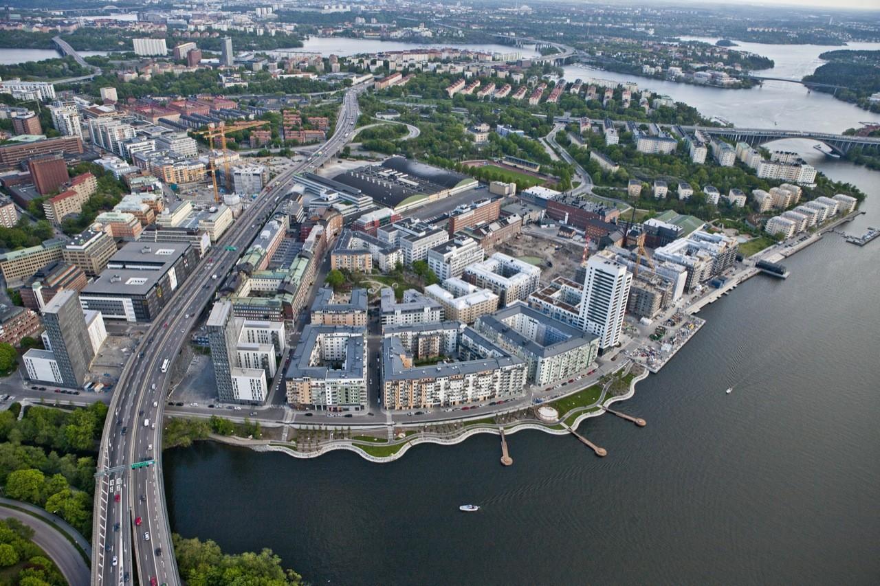 Hornsbergs Strandpark / Nyréns Arkitektkontor