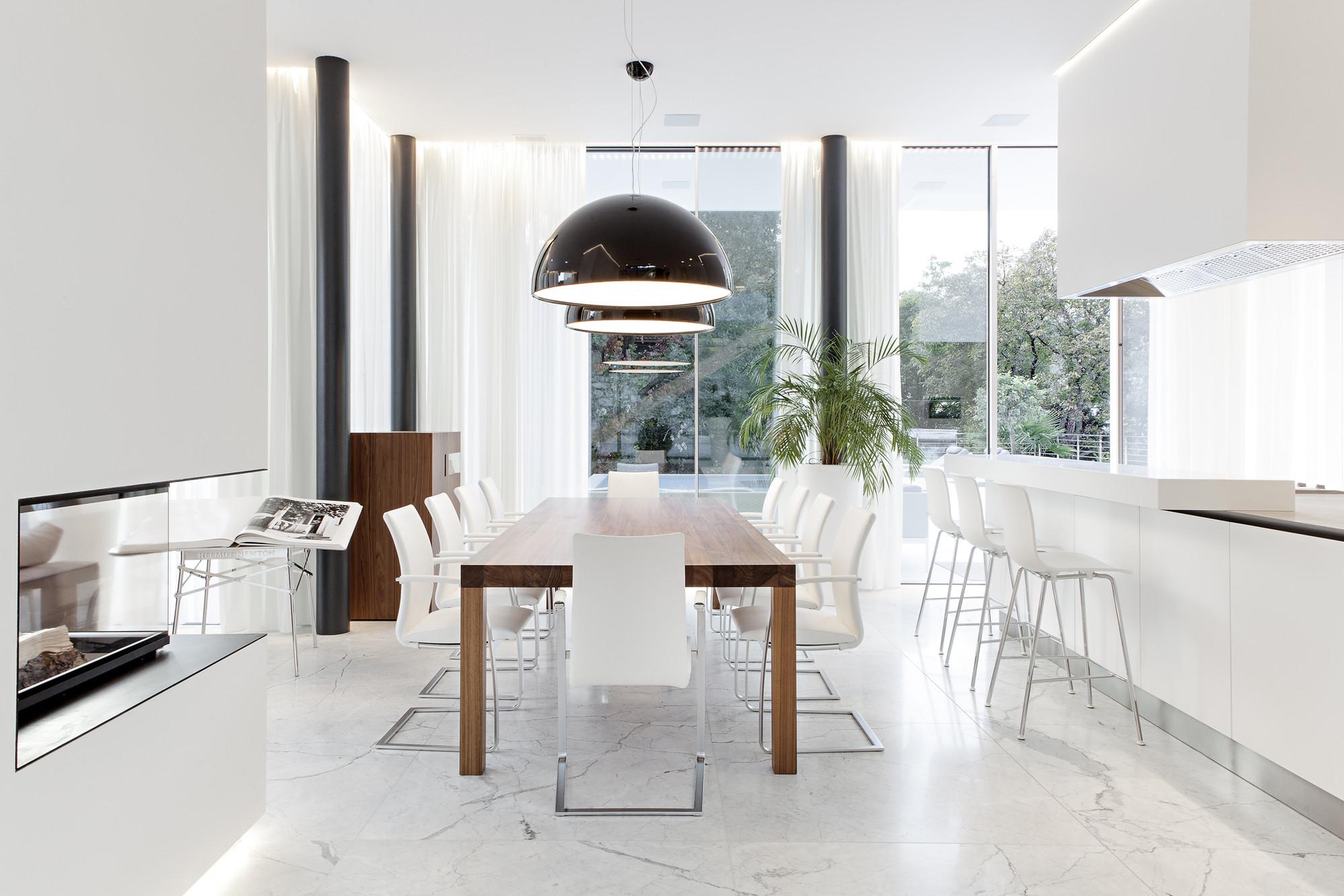 Gallery Of House M Monovolume Architecture Design 22