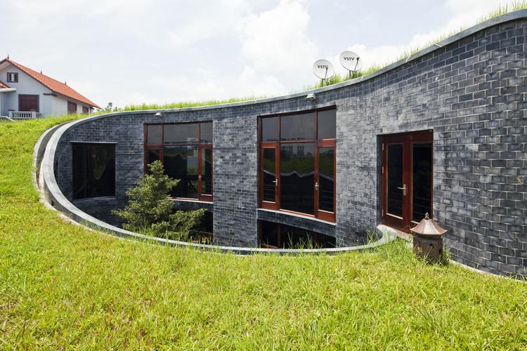 Casa de Piedra / Vo Trong Nghia Architects, © Hiroyuki Oki