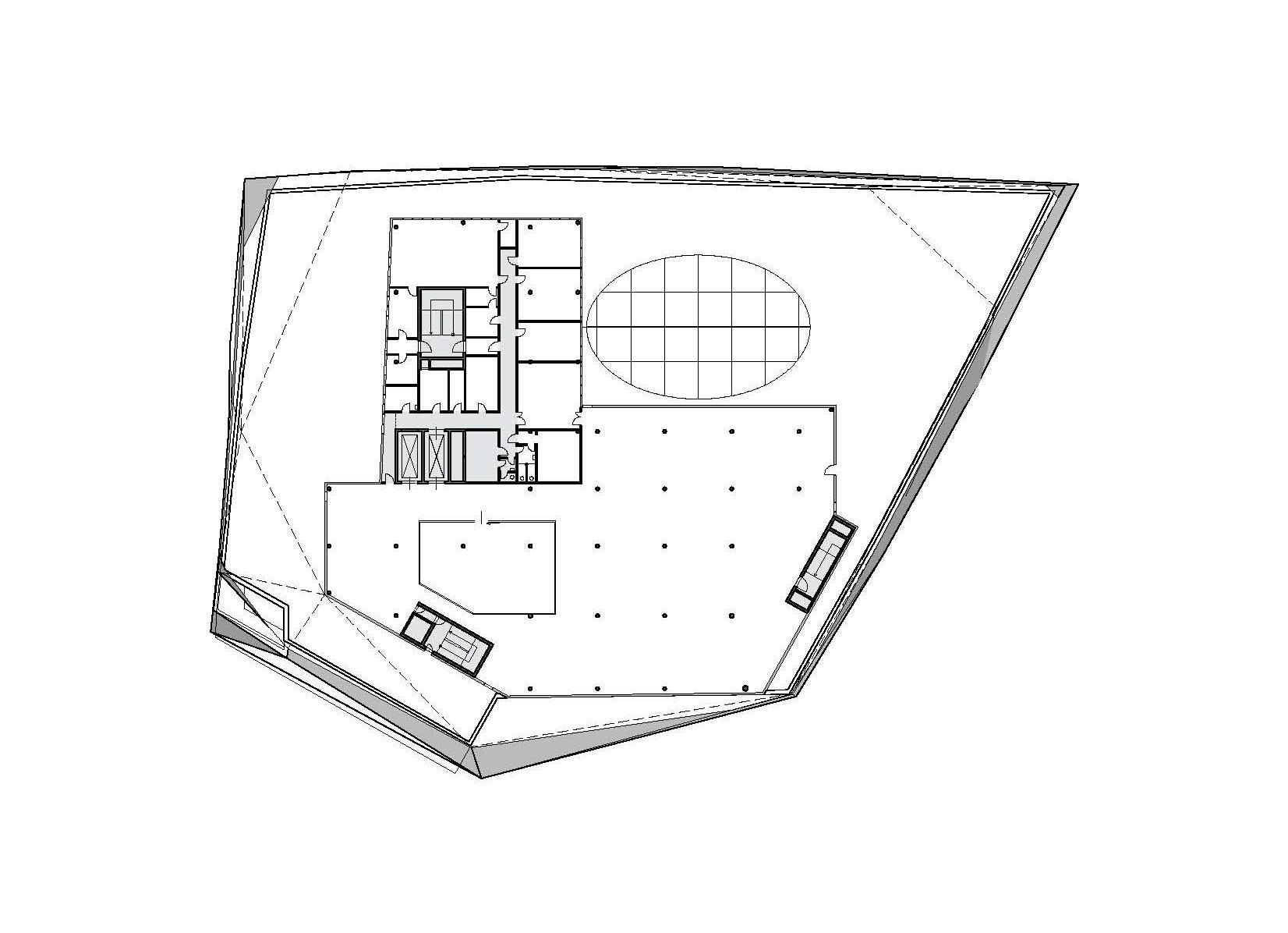 Gallery of leiner furniture store zechner zechner 17 for Floor plan furniture store