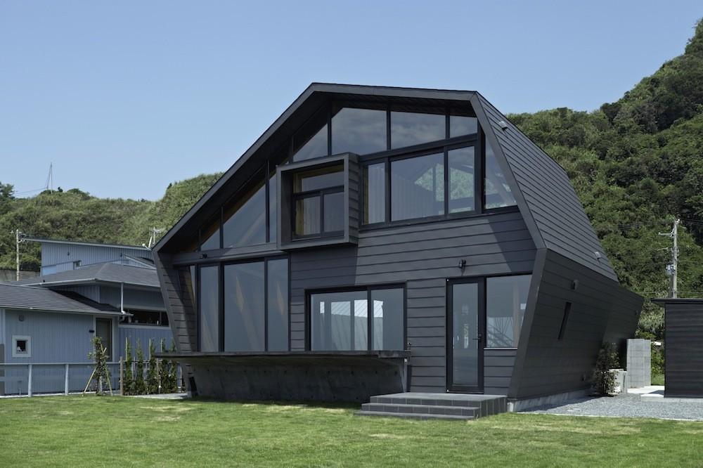 Villa SSK / Takeshi Hirobe Architects, © Koichi Torimura