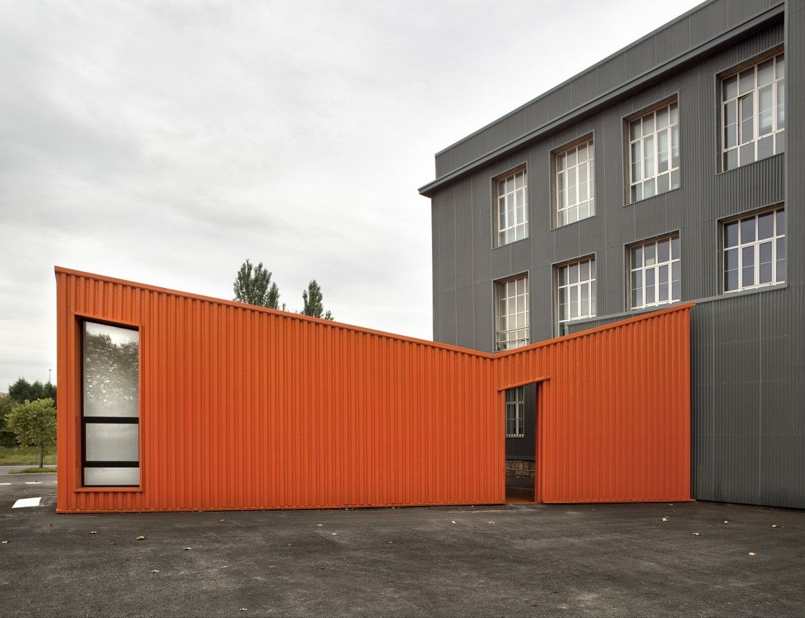 Renovation and Extension of ArcelorMittal's / Baragaño