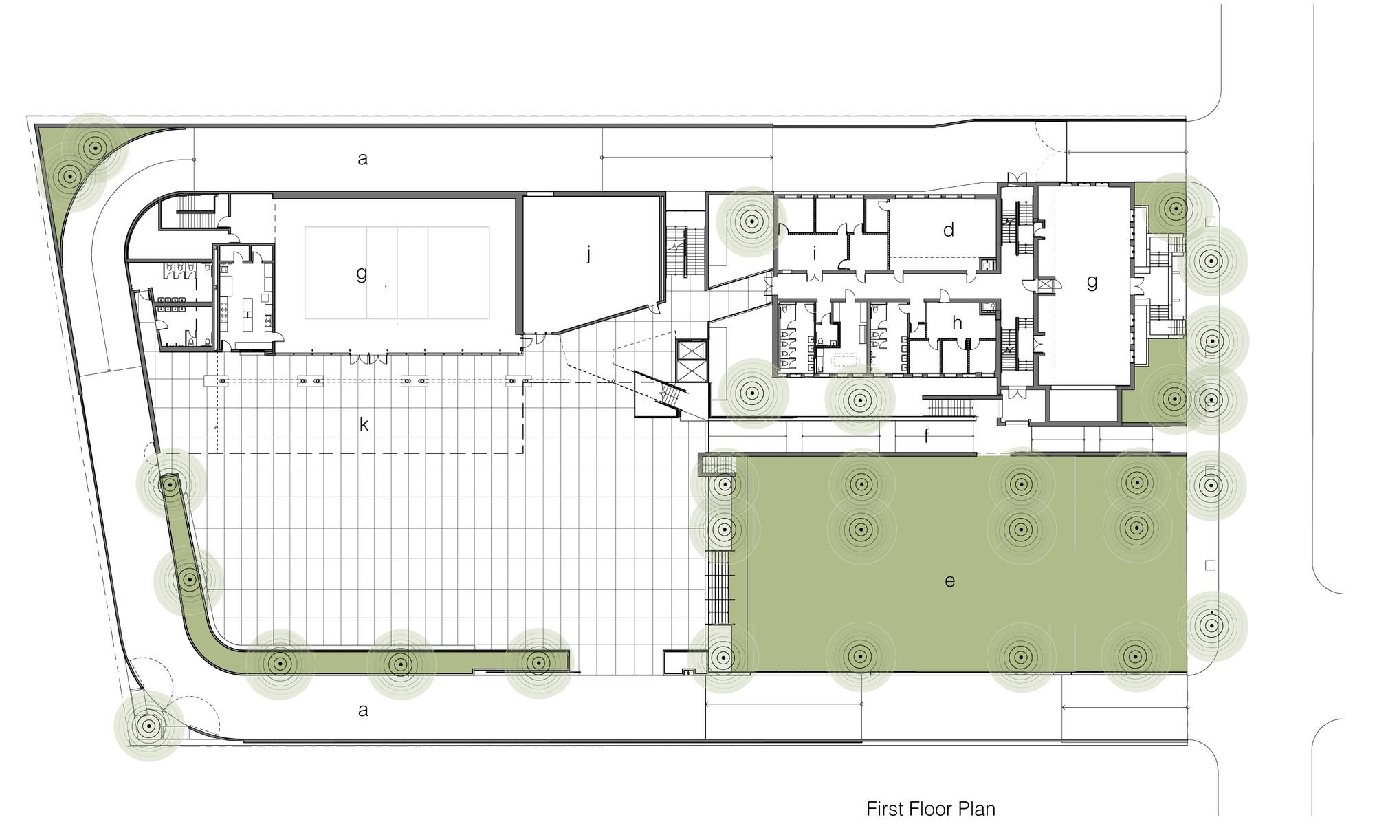 St. Thomas the Apostle School / Griffin Enright Architects