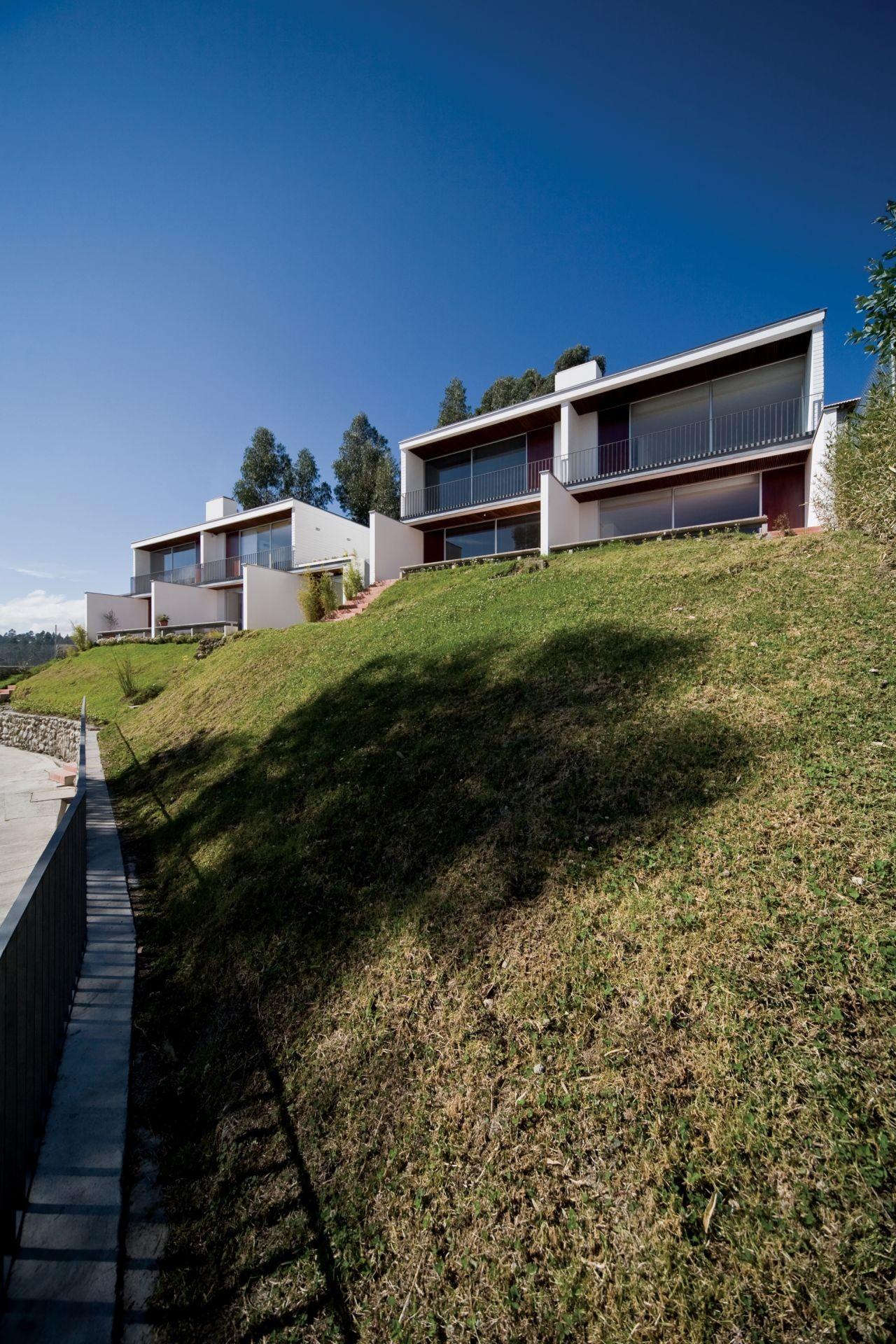 Casas Casicata / DURAN&HERMIDA arquitectos asociados, © Sebastián Crespo