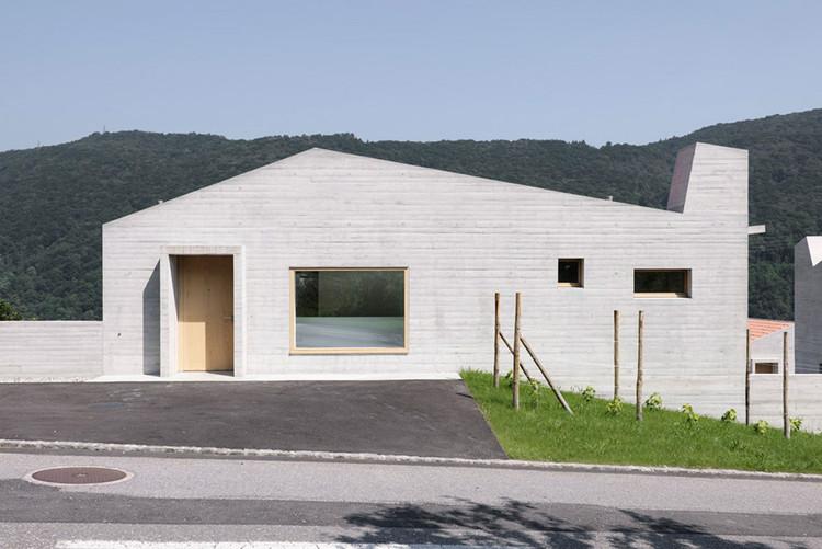 5 Casas en Barbengo / Studio Meyer e Piattini, © Paolo Rosselli