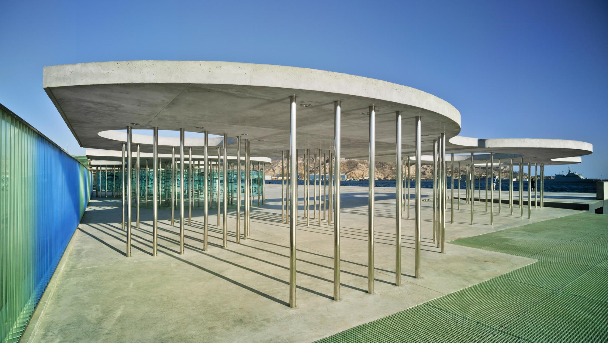 Development of Cruise Terminal Extension Project / Martín Lejarraga