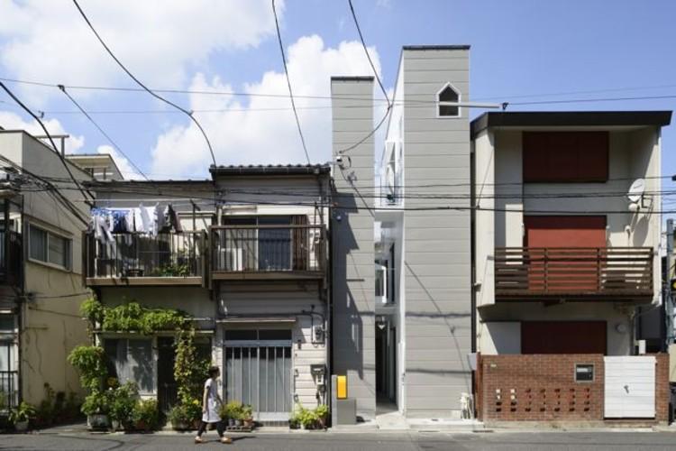 Una vida con una gran abertura / ON design partners, © Ikunori Yamamoto