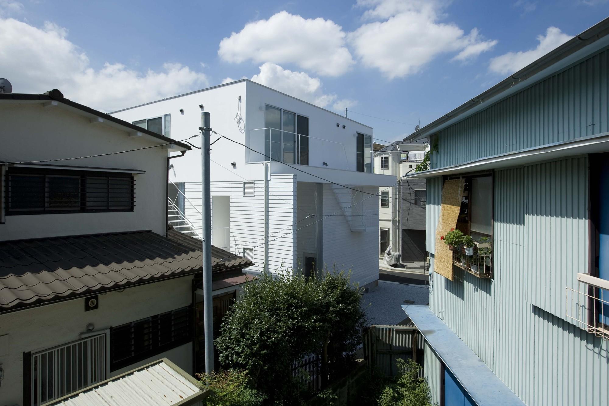 Yokohama Apartment / ON design partners