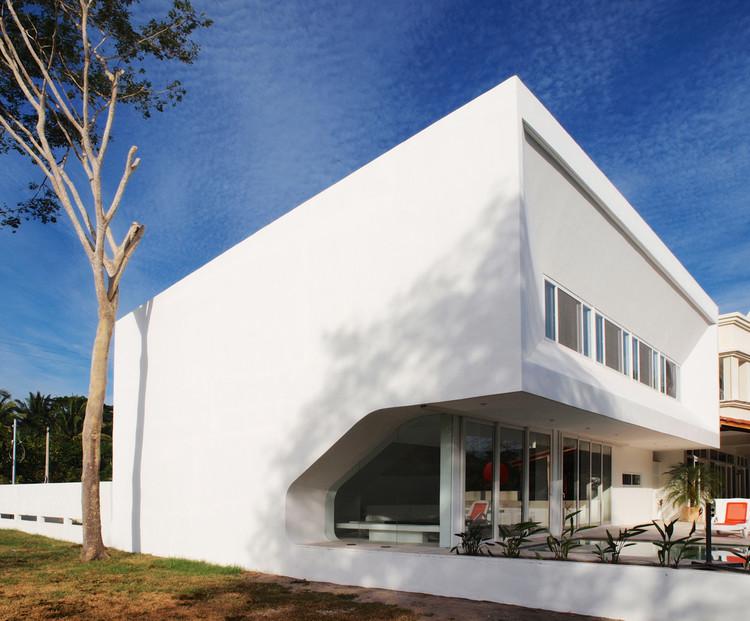 Casa Periscopio / PRAUD, Cortesía de PRAUD