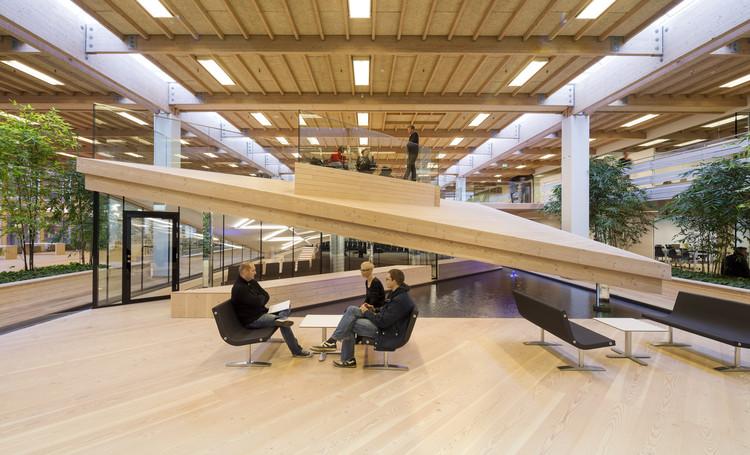 IBC Innovation Factory / SHL Architects, © Adam Mørk