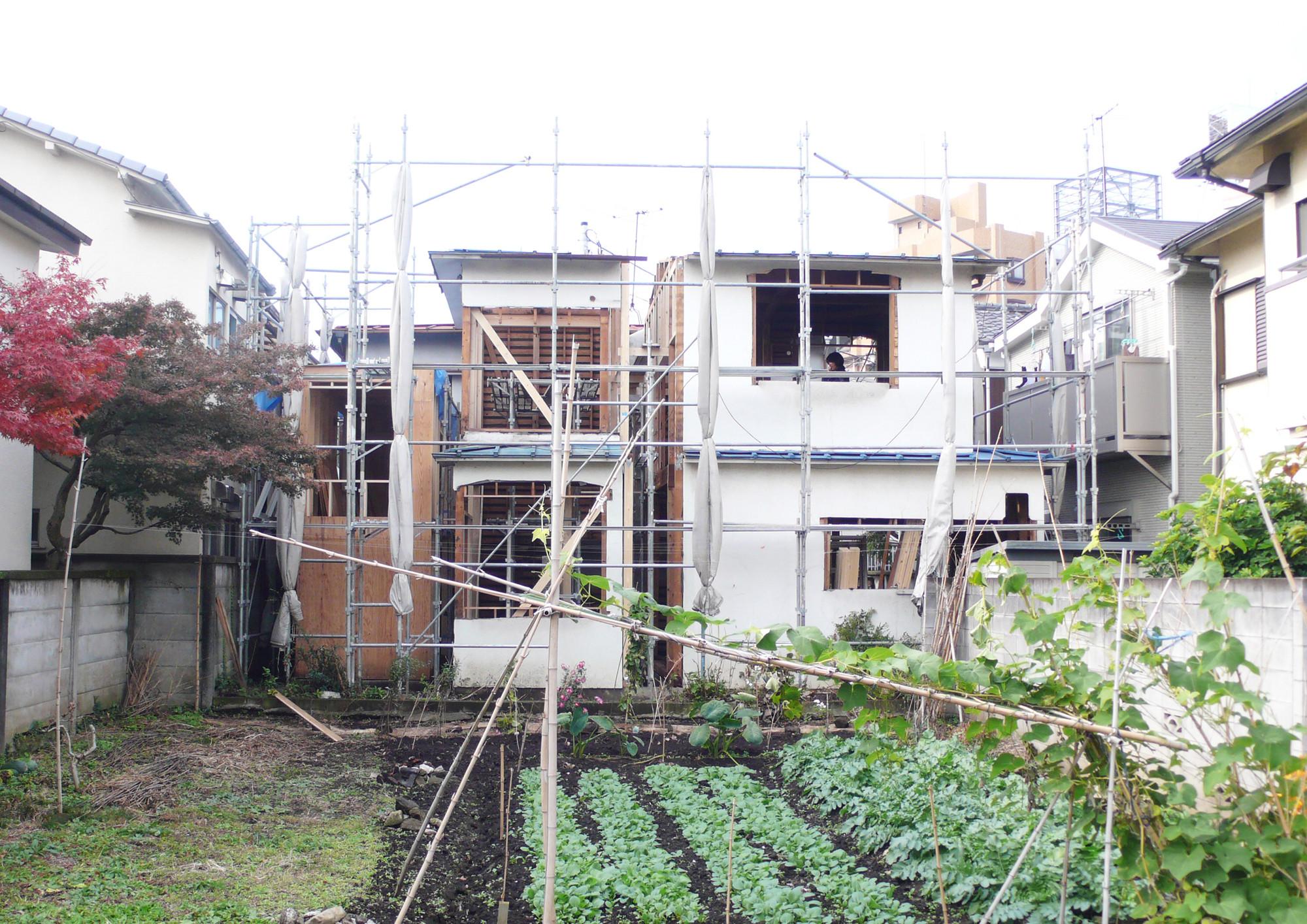 House Komazawa Park / miCo.