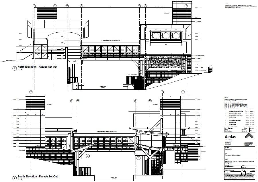 Rotherham Central Station / Aedas
