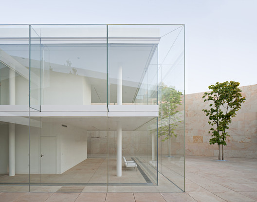 Oficinas Zamora / Alberto Campo Baeza  Plataforma Arquitectura