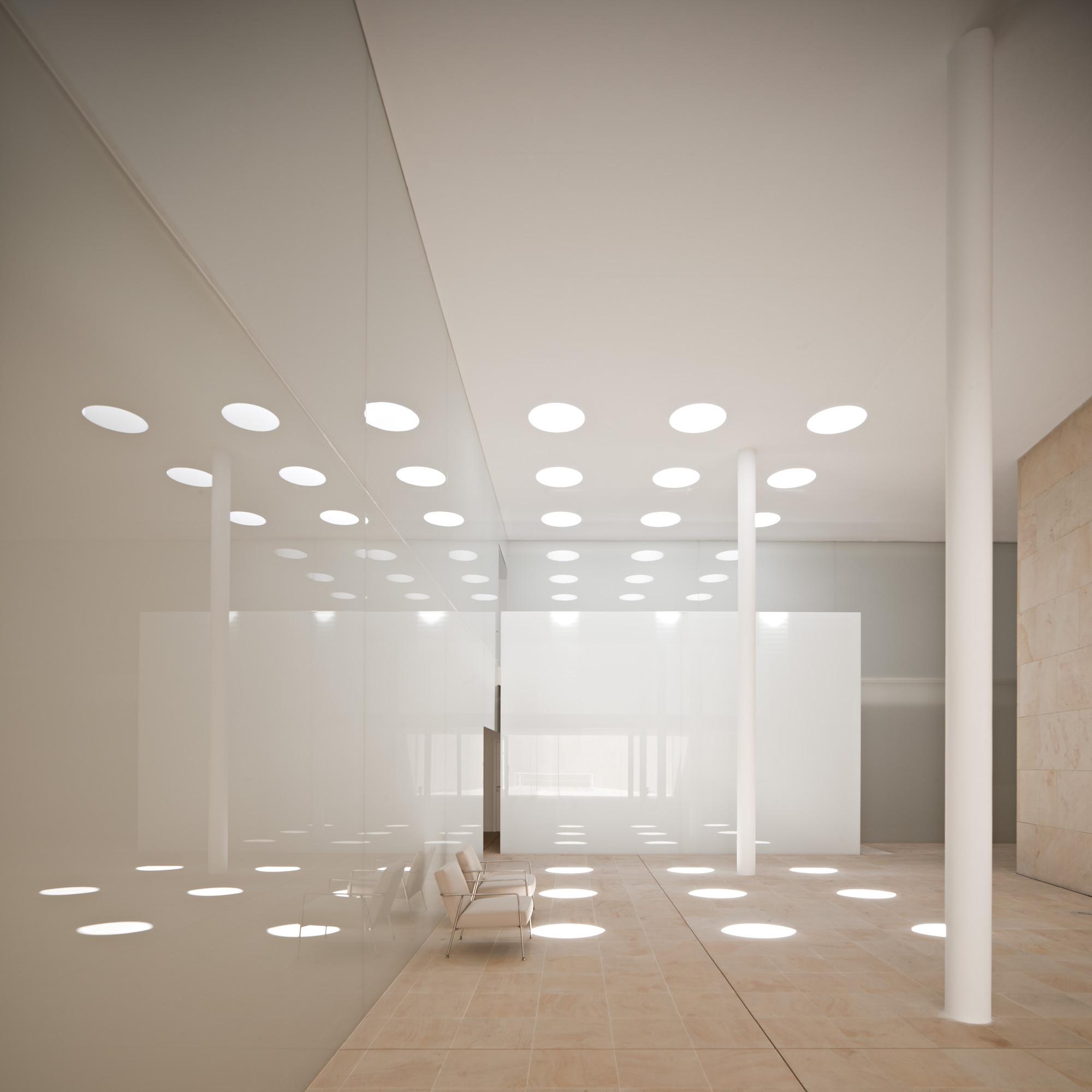 Zamora Offices / Alberto Campo Baeza