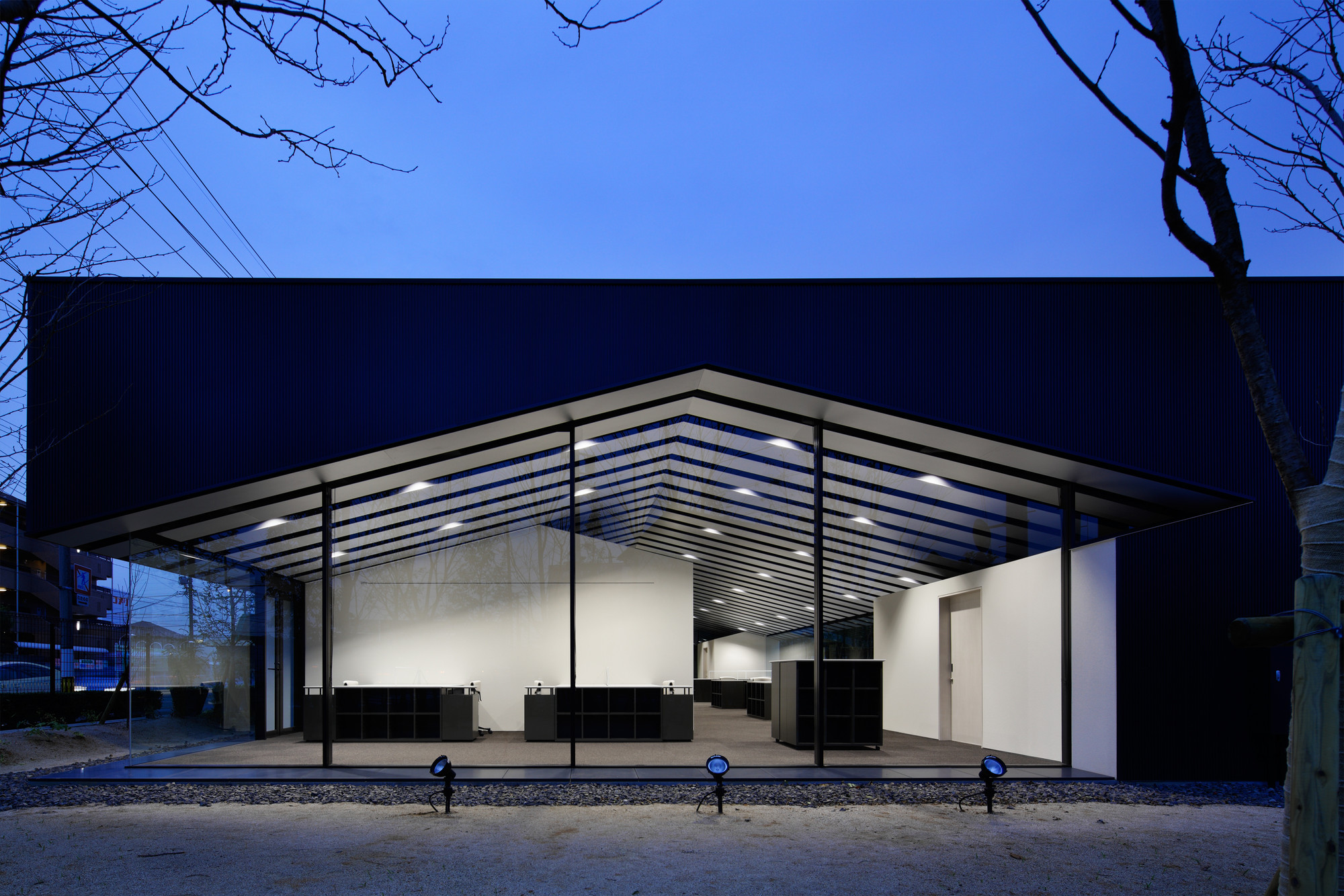 Office in Forest / SUGAWARADAISUKE, © Takeshi Nakasa © Nacása & Partners Inc.