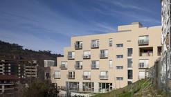 Apartamentos Para Jóvenes, Escuela Infantil Y Parque En San Sebastián / Ignacio Quemada Arquitectos