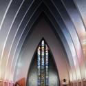 Fritz Hoger's Kirche am Hohenzollernplatz in Berlin,1933. Image © Fabrice Fouillet.