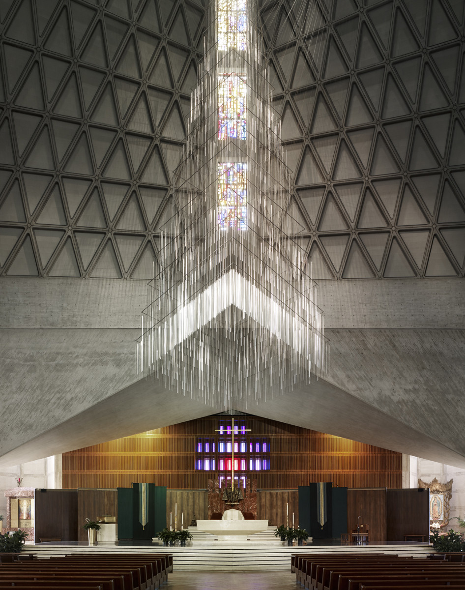 Gallery Of Photography Mid Century Modern Churches By Fabrice Fouillet 6