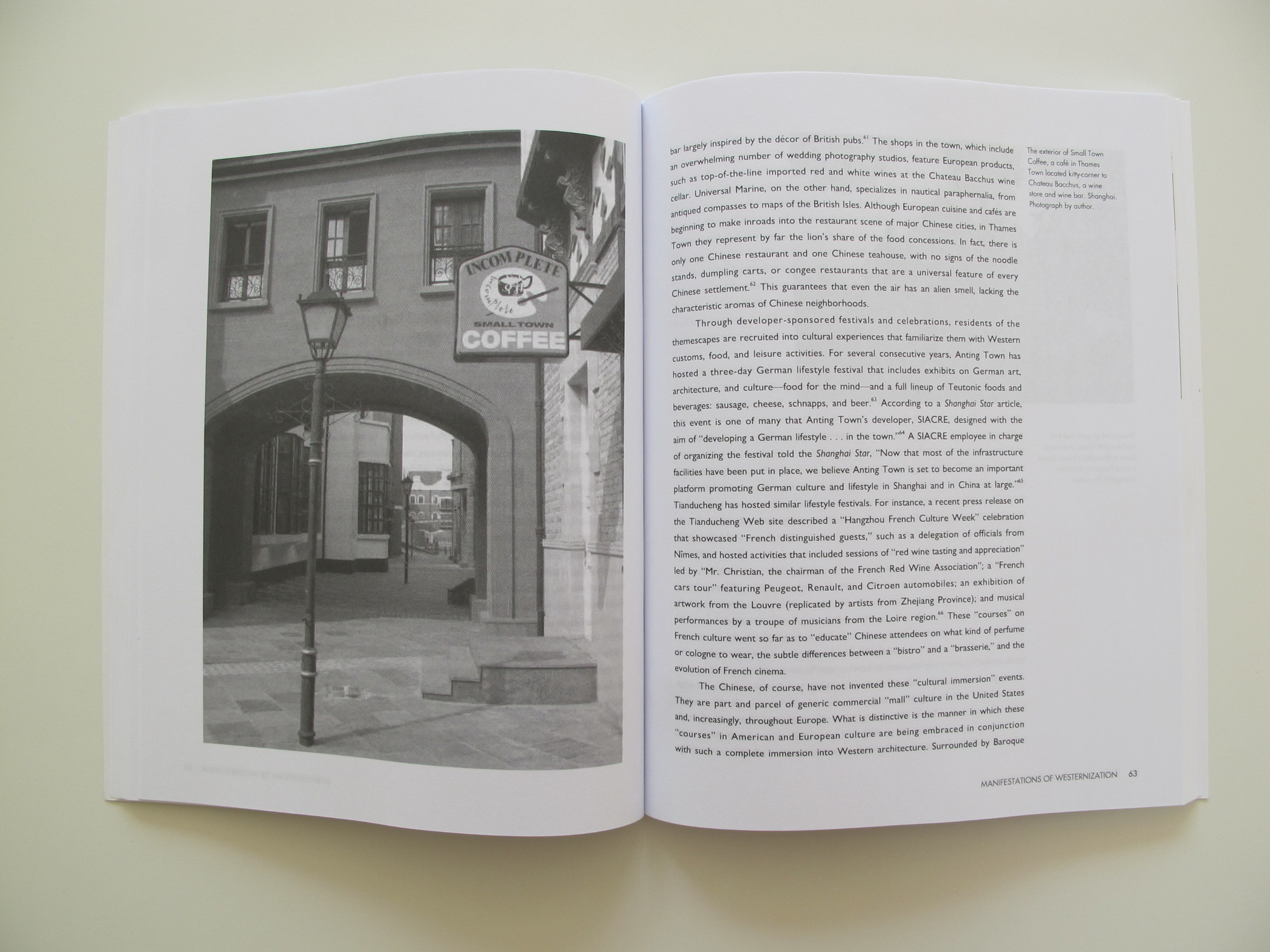 Original Copies: Architectural Mimicry in Contemporary China / Bianca Bosker