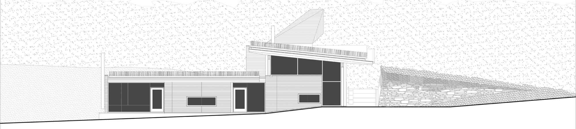 Meadow House / Ian MacDonald Architect