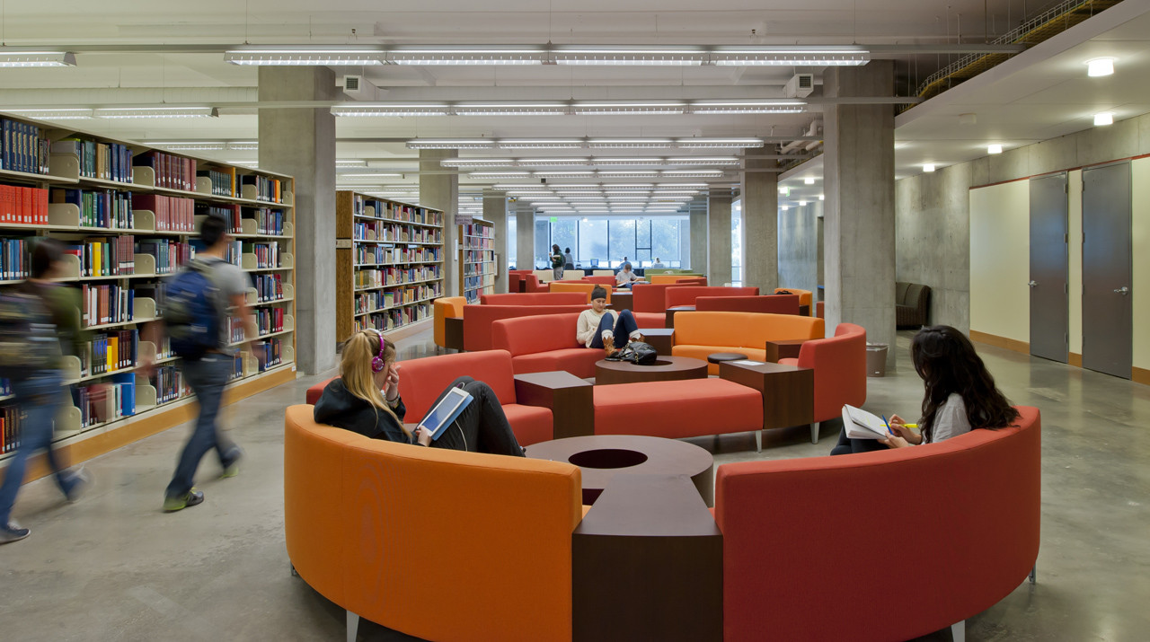 McHenry Library / Marcel Breuer