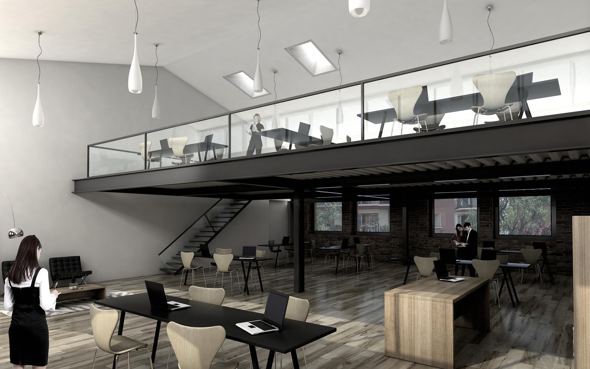 Conoce al nuevo edificio italiano en santiago de chile for Oficina consumo santiago