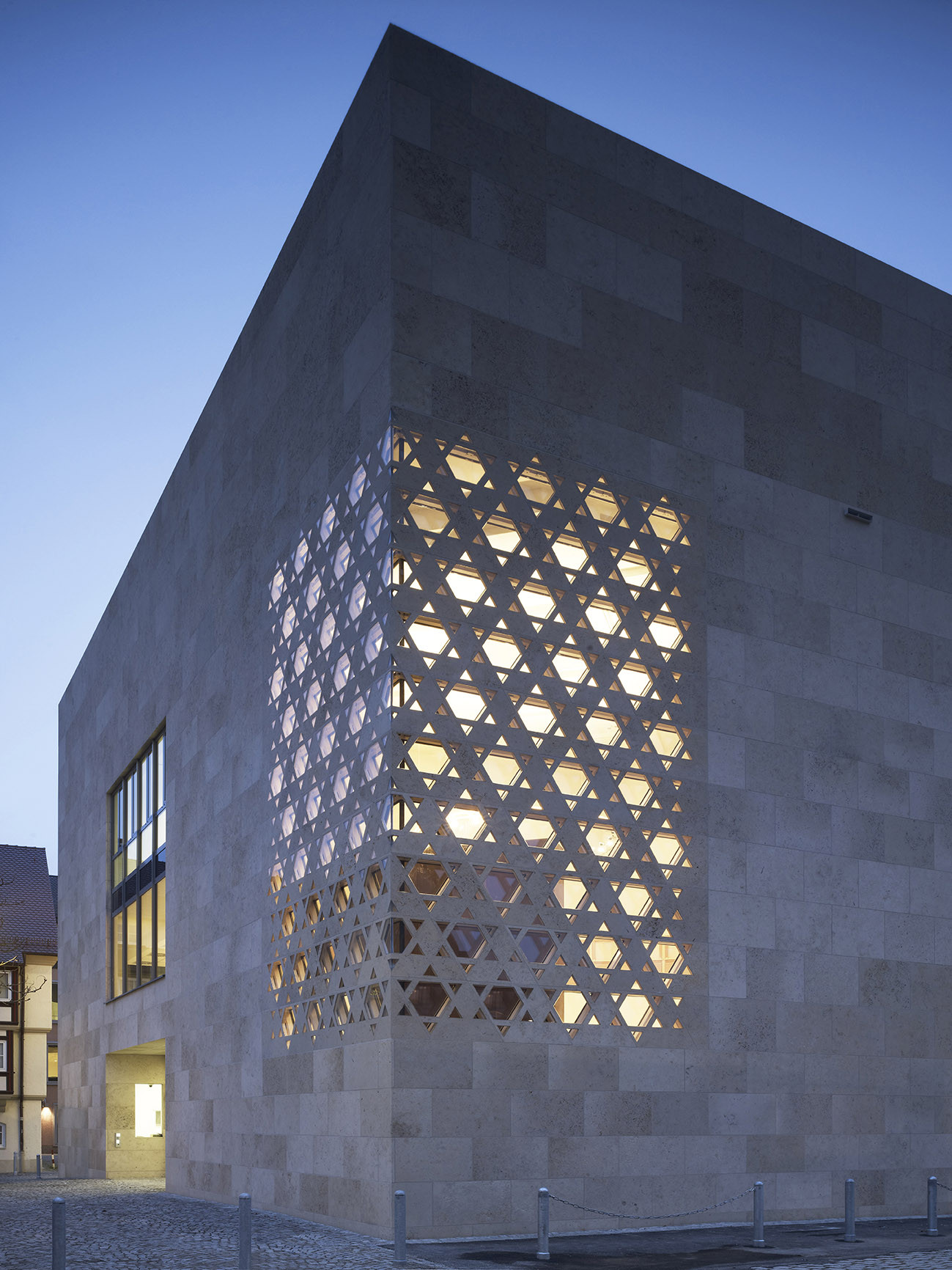 Ulm Synagogue / Kister Scheithauer Gross Architects And Urban Planners, © Christian Richters
