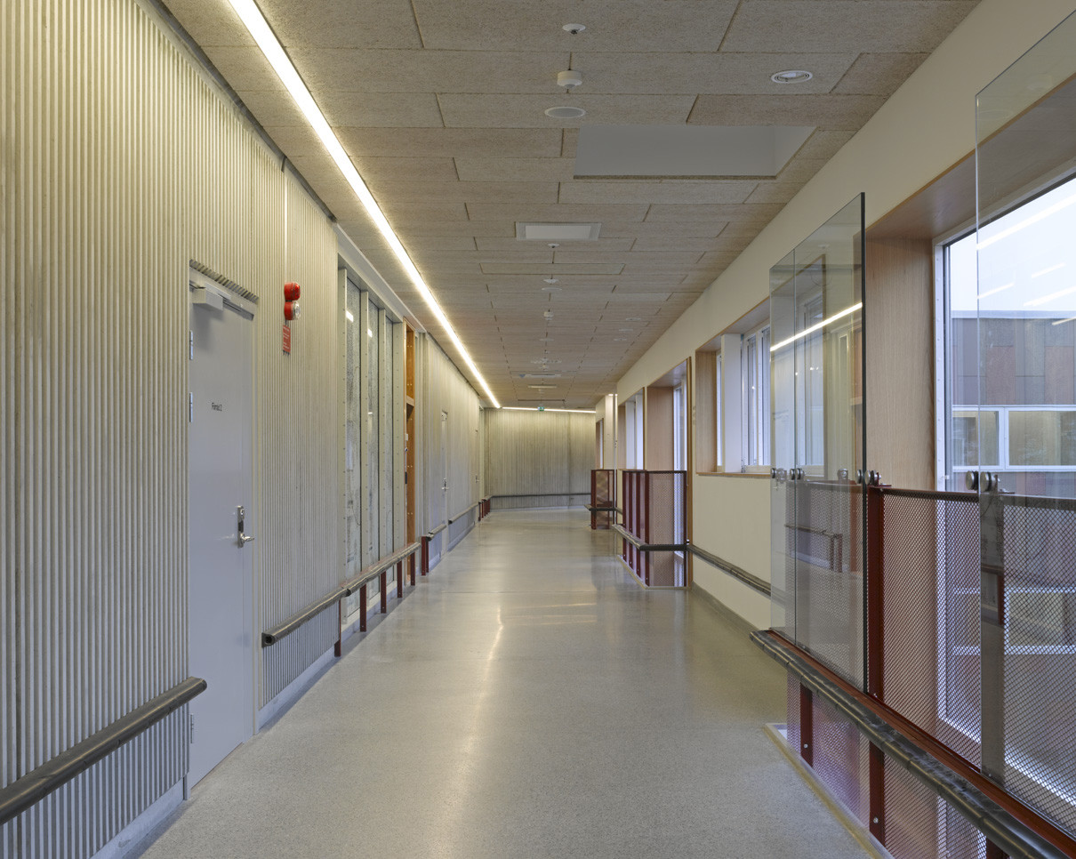 HELIX, Forensic Psychiatric Clinic of Stockholm / BSK Arkitekter