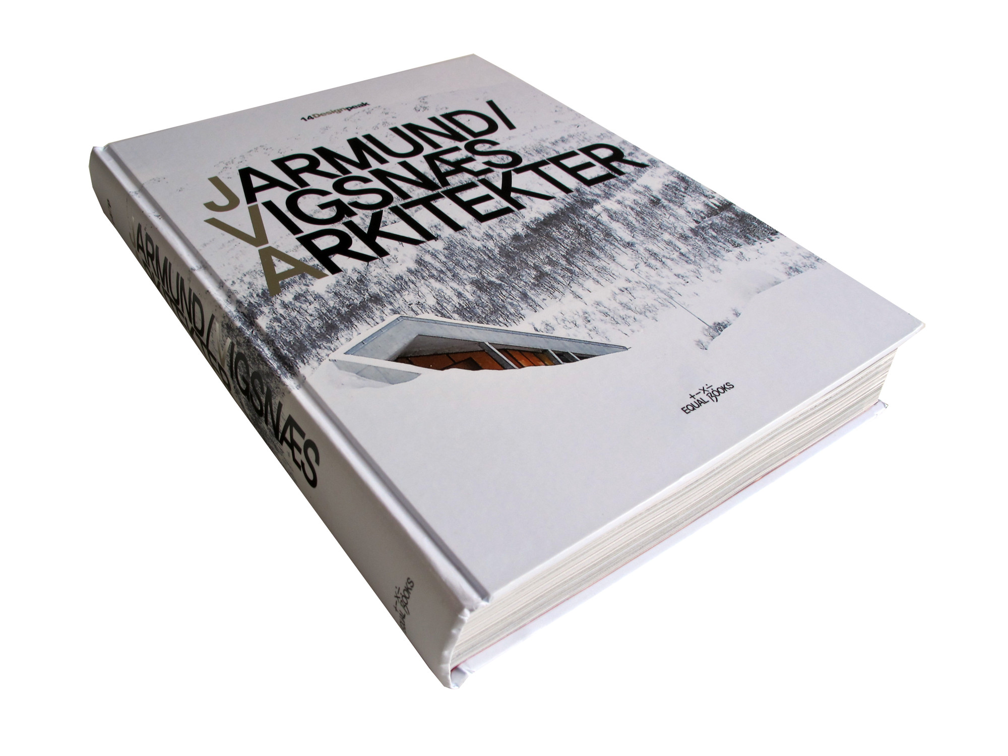 Jarmund / Vigsnæs Arkitekter, Courtesy of Equal Books