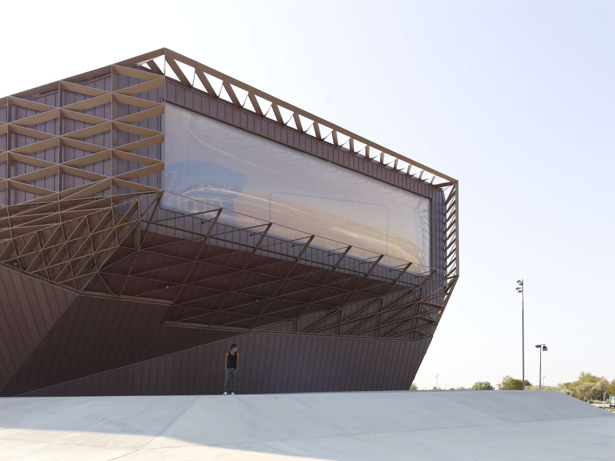 Paloma / Tetrarc Architects