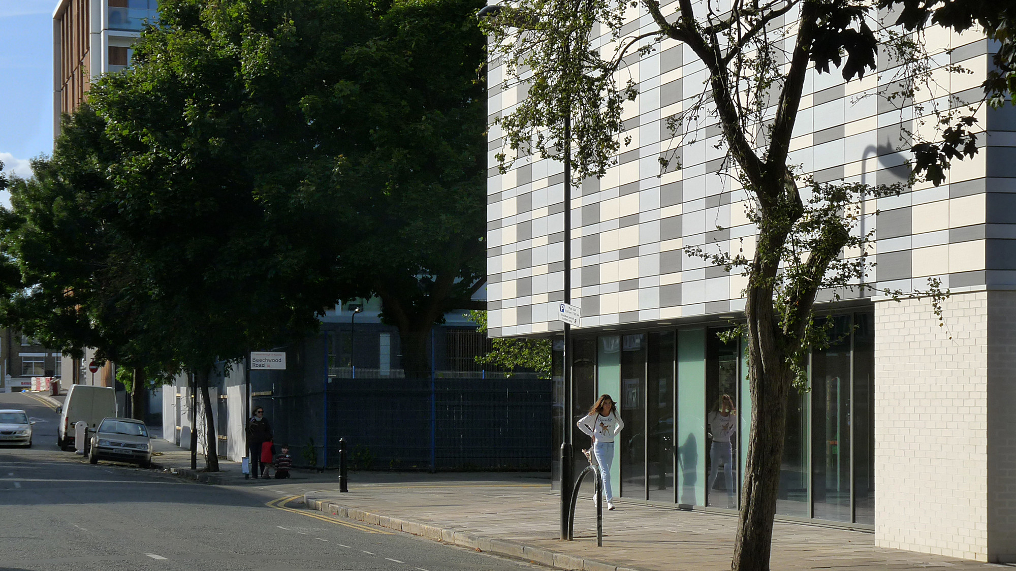 Forest Road Youth Centre / Matthew Lloyd Architects