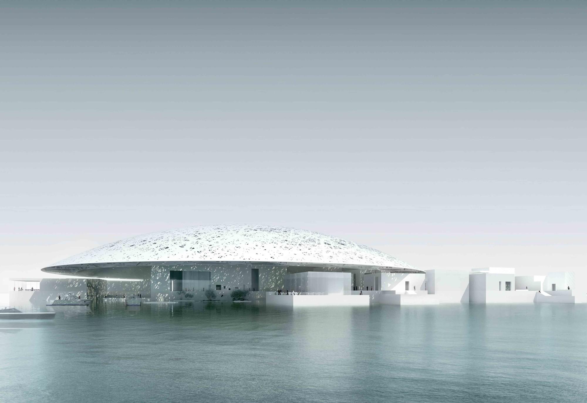El Museo de Louvre de Abu Dhabi / Ateliers Jean Nouvel, Cortesía de Ateliers Jean Nouvel