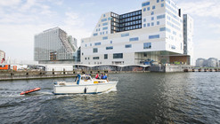 In Progress: Hotel IJDock / Bakers Architecten