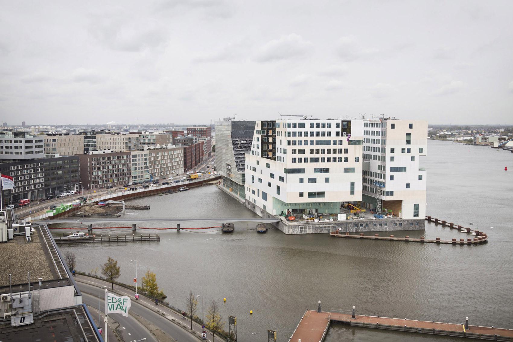 In Progress: Hotel IJDock / Bakers Architecten