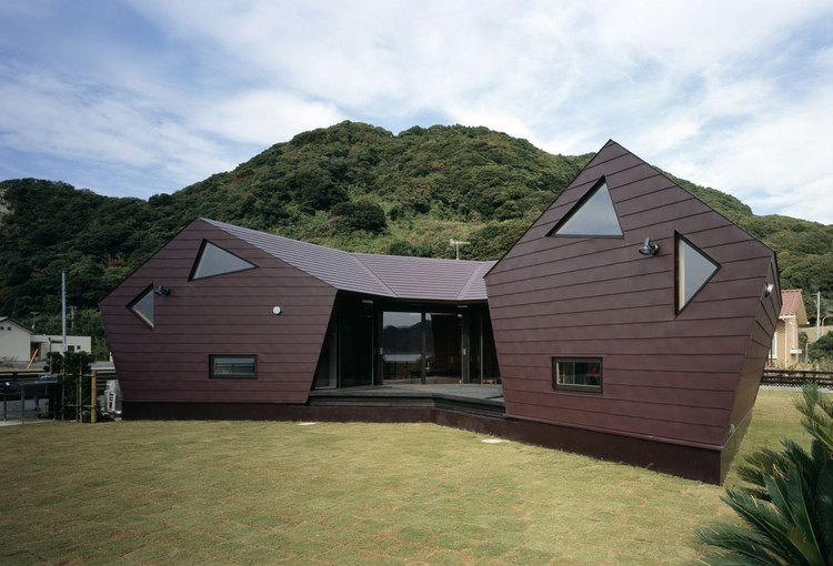 Seashore Shell House / Takeshi Hirobe Architects, Cortesía de Takeshi Hirobe Architects
