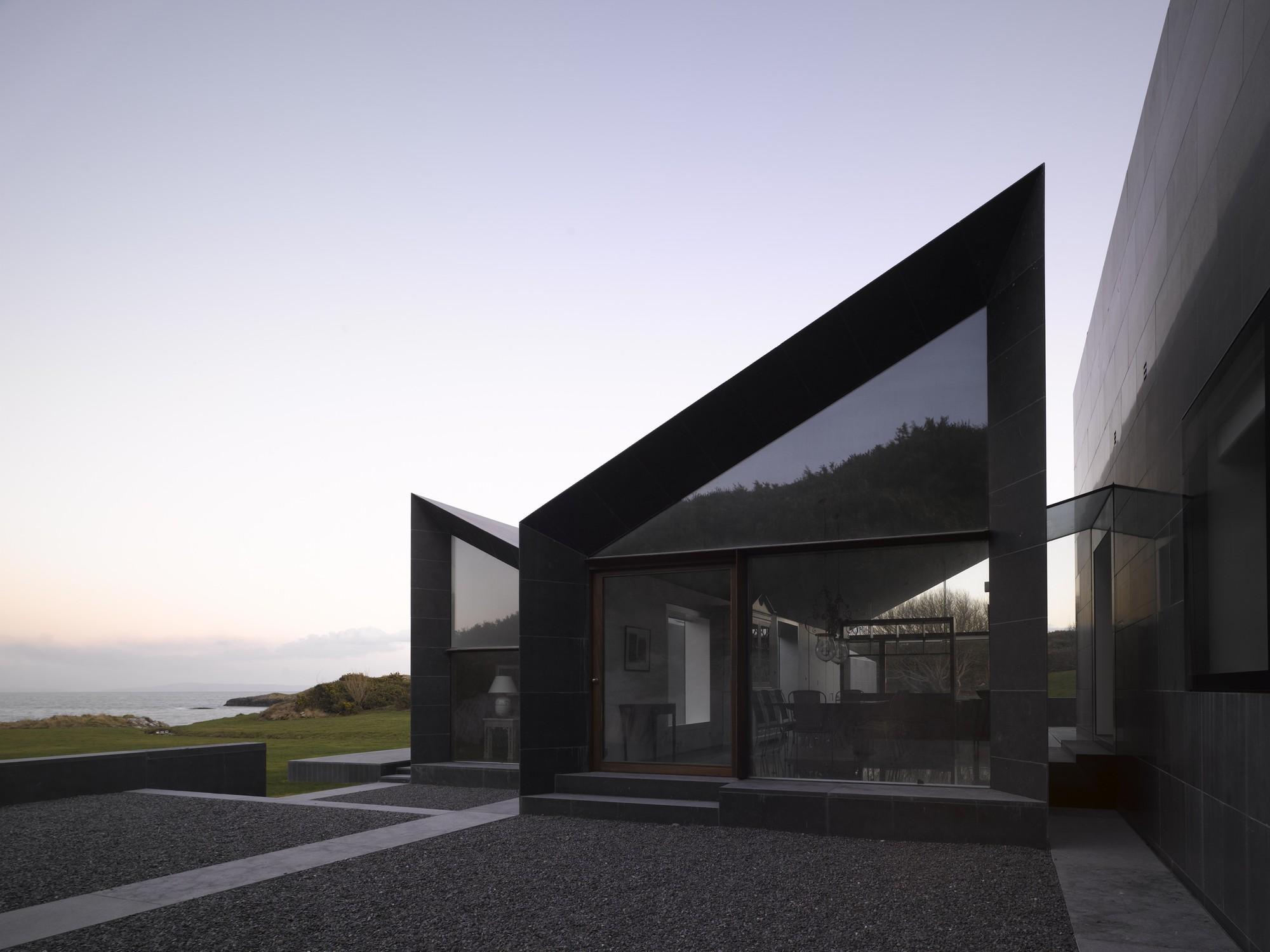Nick guttridge photographer archdaily for Extension architecte