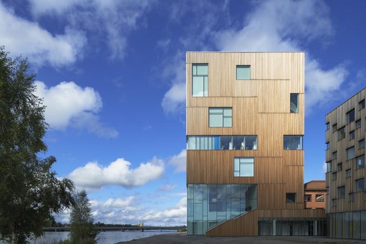 Museo de Arte Umeå / Henning Larsen Architects, © Åke E:son Lindman