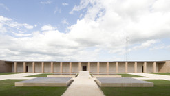 Crematory In Parma / Studio Zermani e Associati