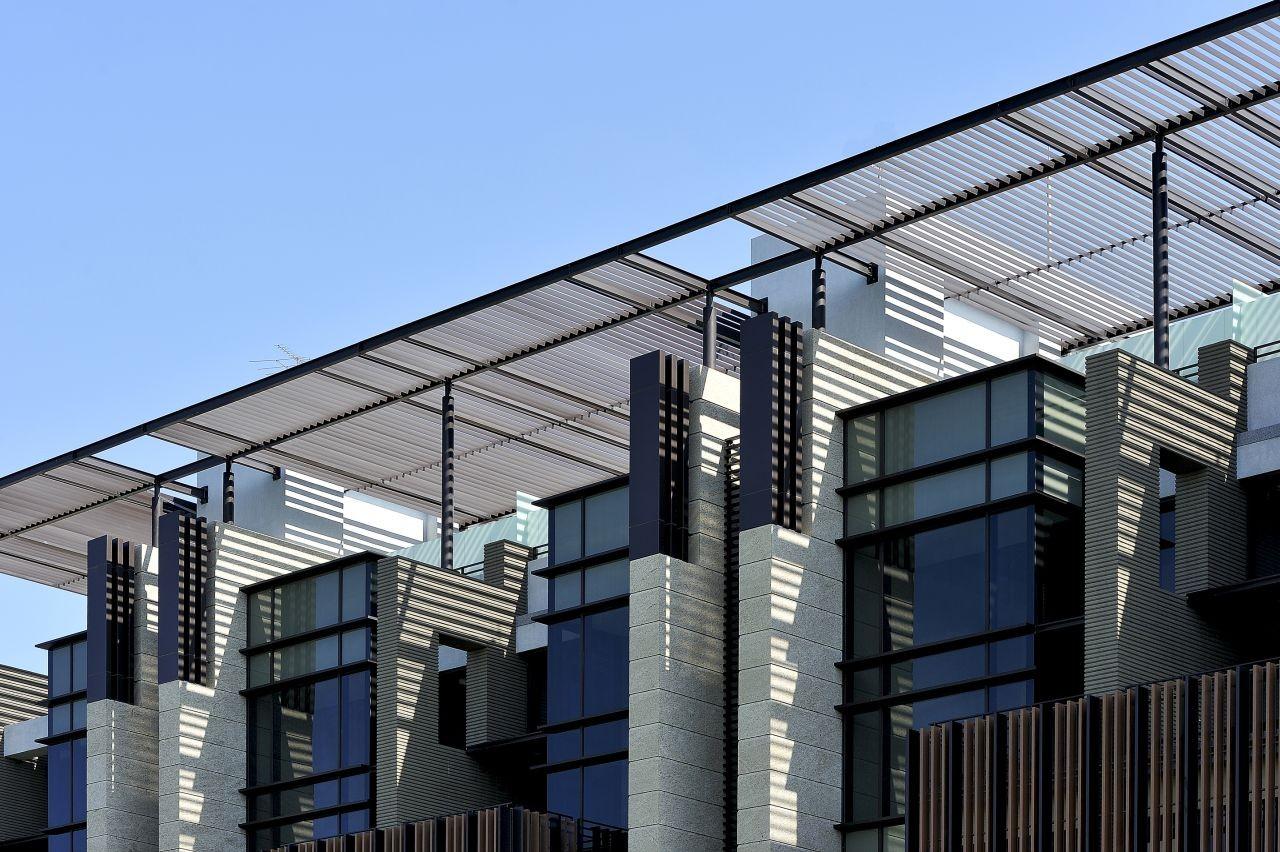Ritz Plaza Housing Complex / Chin Architects