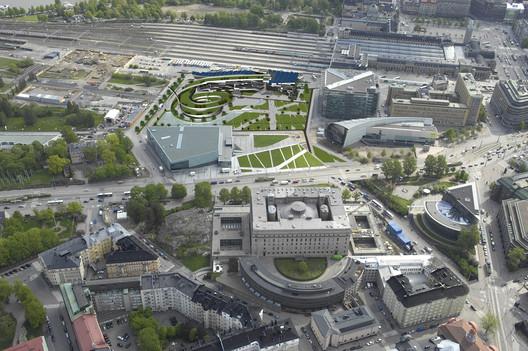 Cortesia de Dinkoff Architects