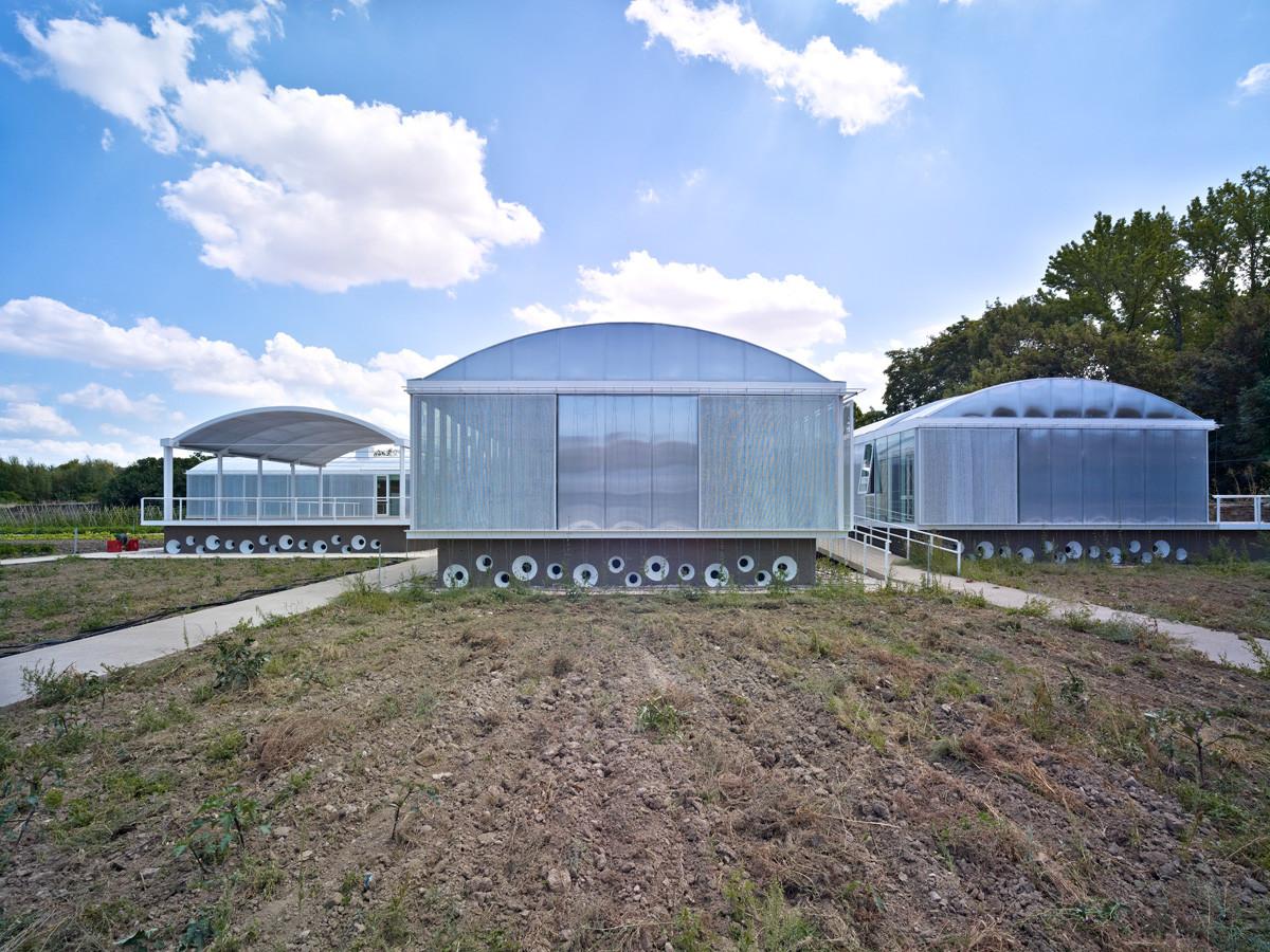 Centro de interpretaci n de la agricultura y la ganader a - Garden center valladolid ...