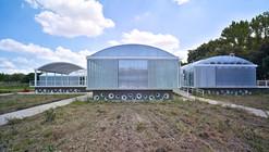 Centro De Interpretación De La Agricultura Y La Ganadería / aldayjover