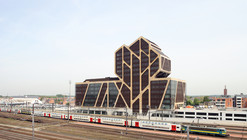 Hasselt Court of Justice / J. Mayer H. Architects + a2o architecten + Lens°Ass architecten