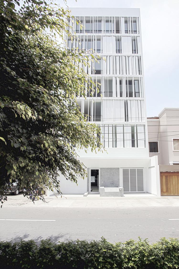Edificio Residencial Alfredo Salazar / Llama Urban Design, Cortesía de Llama Urban Design