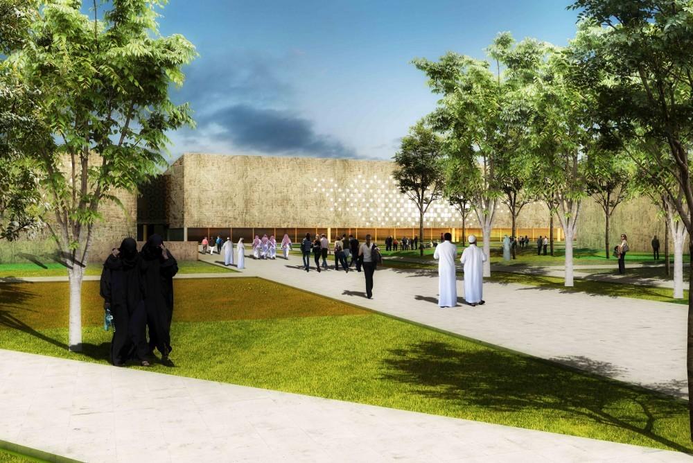 Propuesta Museo Nacional de  Afghanistan / BNKR Arquitectura +  A-001 Taller de Arquitectura, Cortesia de  A-001 Taller de Arquitectura + BNKR Arquitectos