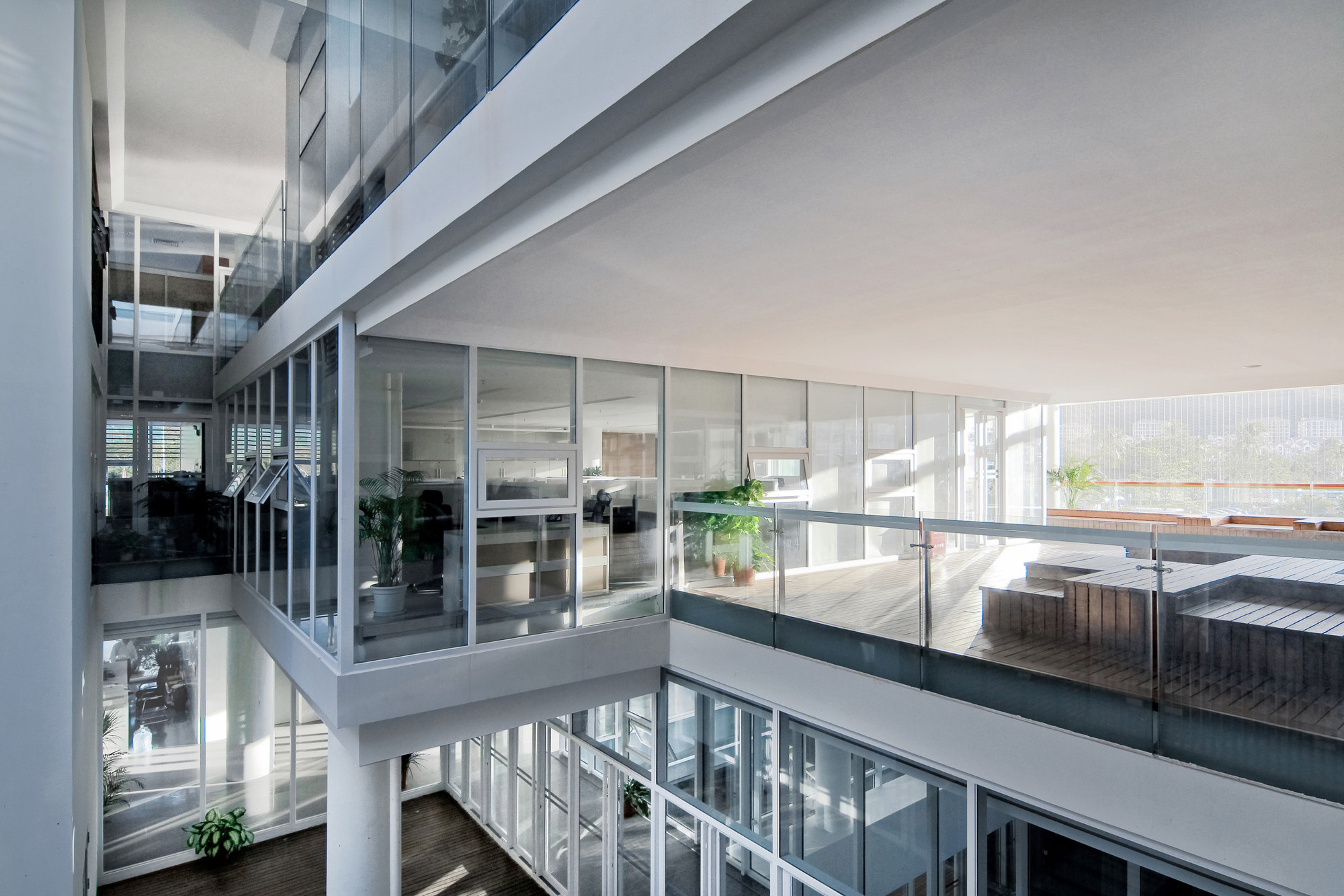 Yalong Bay Headquarters of COFCO / Zhubo Design Zstudio