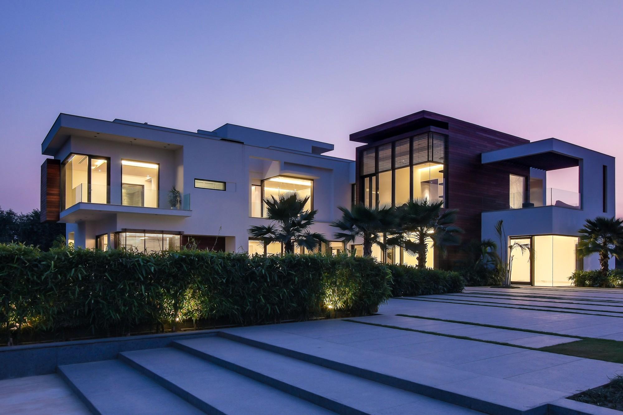 modern house plans glass