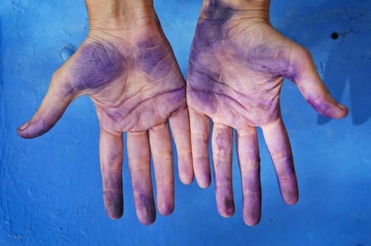 El valor de lo que puedes hacer con tus manos © Ana Asensio